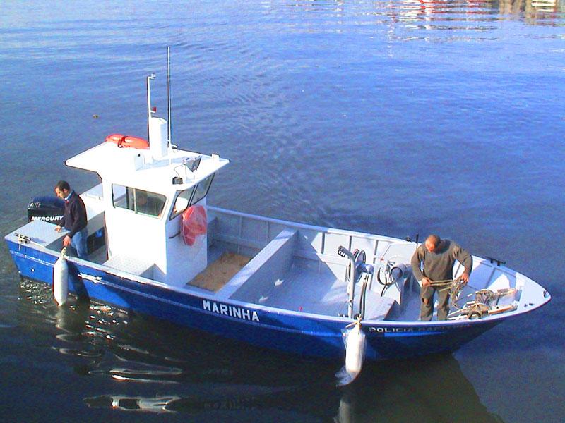 Embarcação DGAM