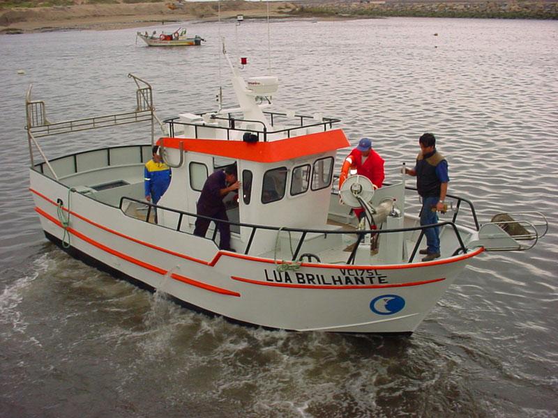 Pesca Local Inboard