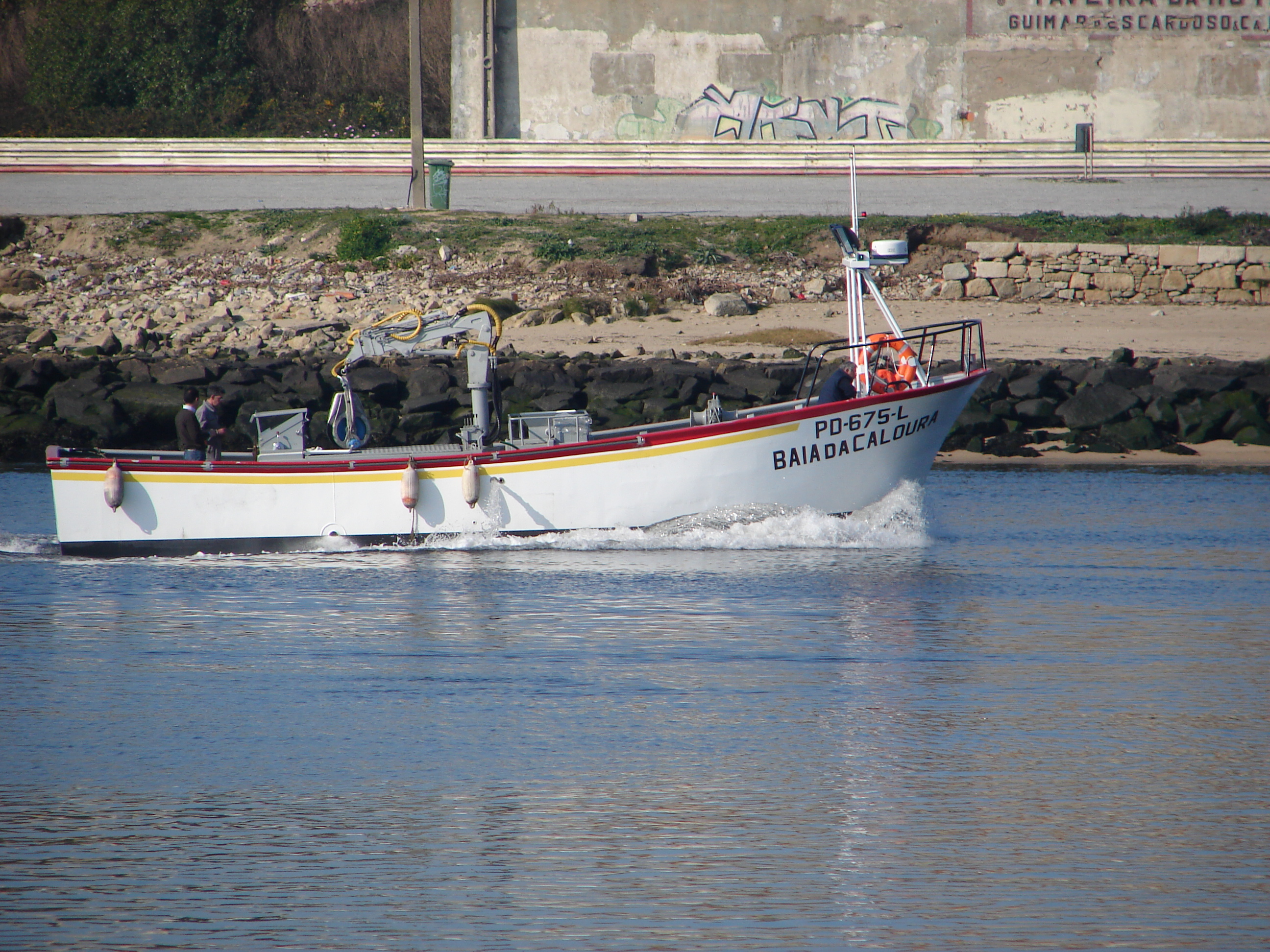 Baía da Caloura